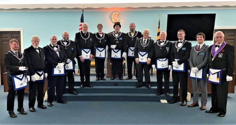2020 Line Officers